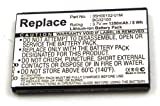 Battery compatible with HTC Incredible S, Incredible S S710E, PG32130, S710E