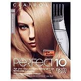 2 x Clairol Nice'n Easy Perfect10 Premium Permanent Colour 8.5A Medium Champagne Blonde