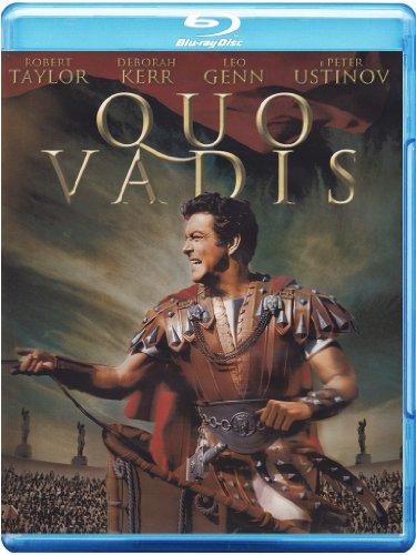 Quo vadis [Blu-ray] [IT Import]