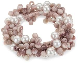 Revlon Pearl Pony Bracelet, Lavender