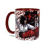 Acquista Tarantino - Tazza Pulp Fiction - Stampa circolare - Ceramica - Motivo film - Tarantino XX