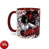 Tarantino - Tazza Pulp Fiction - Stampa circolare - Ceramica - Motivo film - Tarantino XX