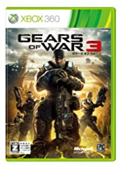 Gears of War 3 (通常版)【CEROレーティング「Z」】予約特典マルチプレイヤーモード用キャラ「整備士ベアード」DLカード 付き