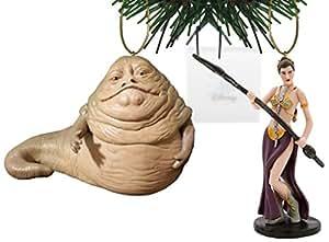 "Amazon.com: Disney Star Wars Return of the Jedi ""Jabba the ... Jabba The Hutt And Princess Leia Costume"