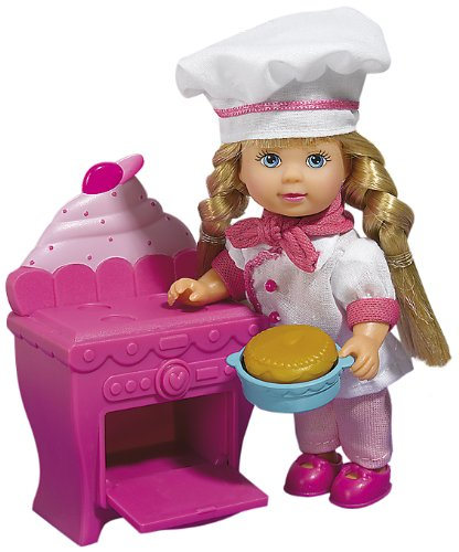 Evi Love Baking a cake with oven & cake - 1