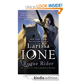 Rogue Rider: Lords of Deliverance series: Book 4