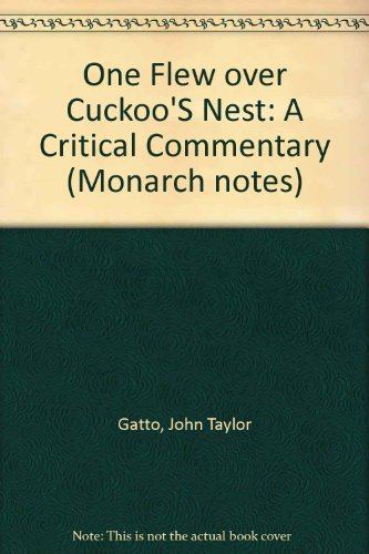 Critical Analysis: One Flew over the Cuckoo's Nest