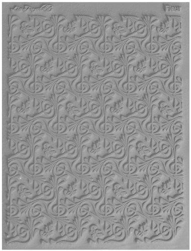 Lisa Pavelka 527099 Texture Stamp Fleur