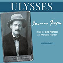 Ulysses Audiobook by James Joyce Narrated by Jim Norton
