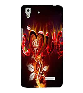 perfect print back cover For Oppo R7