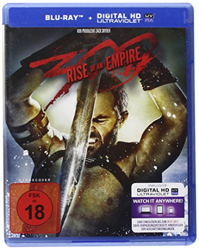 300 - Rise of an Empire (inkl. Digital Ultraviolet) [Blu-ray]