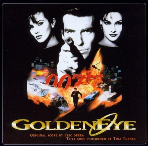 Tina Turner - Goldeneye (Original Motion Picture Soundtrack) - Zortam Music