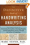 Definitive Book of Handwriting Analys...