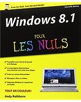 Windows 8.1 pour les Nuls nouvelle édition