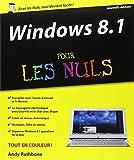 echange, troc Andy RATHBONE - Windows 8.1 pour les Nuls nouvelle édition