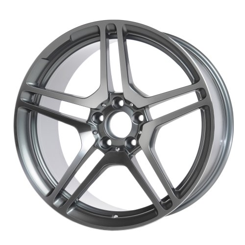 19″ Mercedes Benz Wheels Set Staggered (Set of