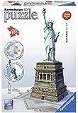 Ravensburger - 12584 - Puzzle 3d - Statue La Liberté - 216 Pièces