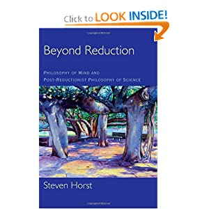 Amazon.com: Beyond Reduction: Philosophy of Mind and Post ...