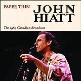 echange, troc John Hiatt - Paper Thin