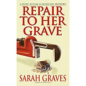 Repair to Her Grave Audiobook
