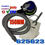 Air Random Orbital Palm Sander 150mm for Compressor 625623 DA 6
