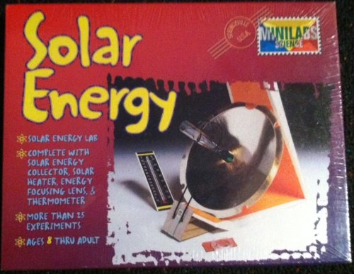 Solar Energy Lab Model Kit