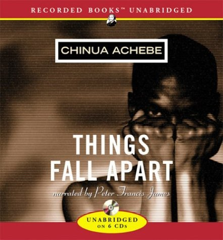 spiritual aspects in chinua achebes things Things fall apart (by chinua achebe)one of chinua achebes many achievements in his acclaimed first novel, things fall apart, is his relentlessly unsentimental rendering of nigerian tribal life before and after the coming of.