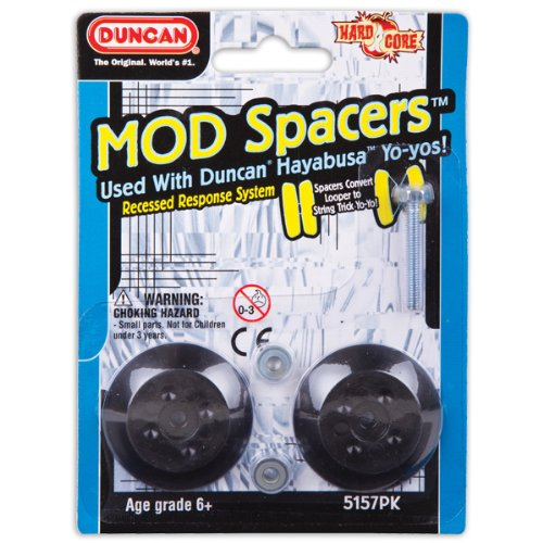Duncan MOD Spacers Off-String