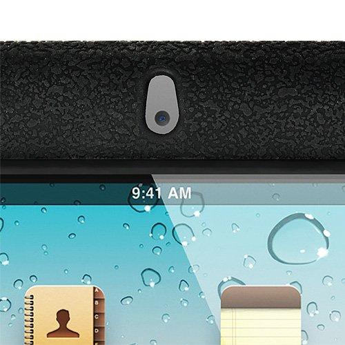 Imagen de Amzer la jalea del silicón de la piel para Apple iPad 2 - Negro (AMZ90789)