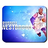 Custom 240Mmx200Mmx2Mm Mousepad Design With Russell Westbrook For Mouse Mat Choose Design 1