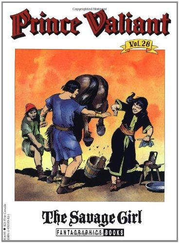 Prince Valiant 28
