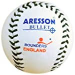 Aresson Bullet Rounders Ball - White,...