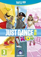 WII U JUST DANCE KIDS 2014