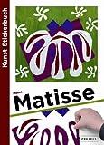 Kunst-Stickerbuch Henri Matisse