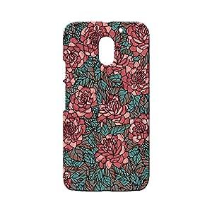 BLUEDIO Designer Printed Back case cover for Motorola Moto E3 (3rd Generation) - G0869