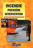 Livre : Incendie première intervention