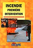 Image de Livre : Incendie première intervention
