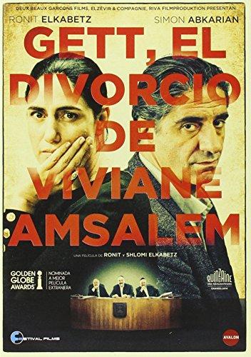Gett: el divorcio de Viviane Amsalem [Edizione: Spagna]