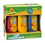 Crayola Beginnings Washable Finger Pa...