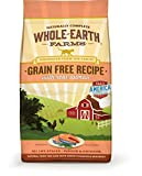 Whole Earth Farms Grain Free Recipe With Real Salmon