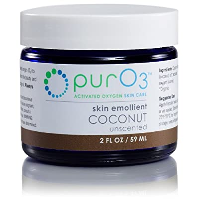 PurO3 Ozonated Coconut Oil - 2 oz
