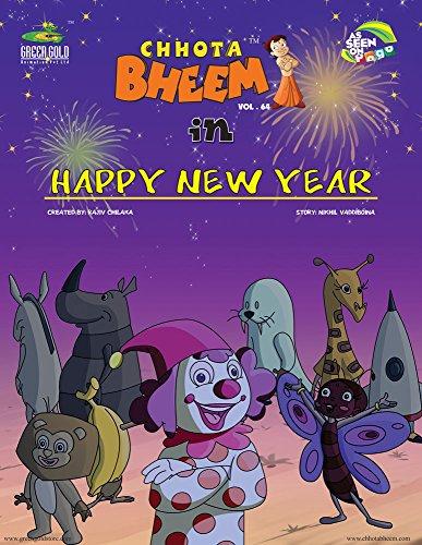 Chhota Bheem in Happy New Year - Vol. 64