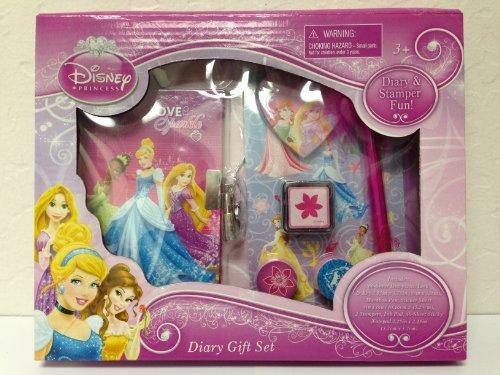 Disney Princess Diary Gift Set - 1