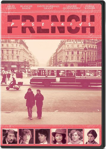 DVD : French Postcards