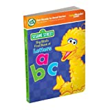 LeapFrog Tag Junior Sesame Street: Big Bird's First Book Of Letters