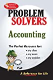 img - for Accounting Problem Solver (Problem Solvers Solution Guides) Paperback April 12, 1995 book / textbook / text book