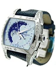 Ladies Perrelet A2034/3 Moon Phase Diamond Star Watch