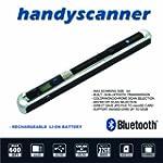 Bluetooth Hand Held Scanner A4 & Rech...