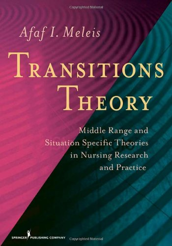 Transitions Theory: Middle Range And Situation Specific Theories In Nursing Research And Practice (Meleis, Transitions Theory) front-437888
