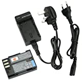 DSTE® D-LI90 Rechargeable Li-ion Battery + Charger DC93U for Pentax 645D, K-01, K-3, K-5, K-5 II, K-5 IIs, K-7 Digatal Camera